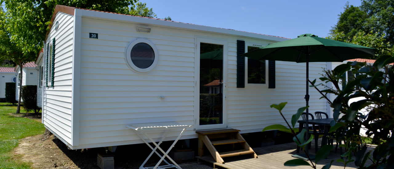 Mobil-Home 4/5 Personnes