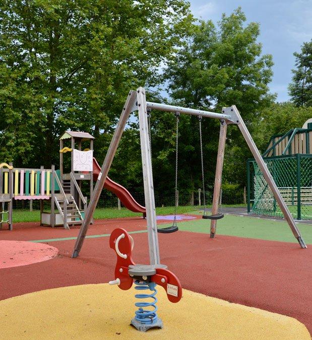 Aire de jeux Camping Saint-Pée-sur-Nivelle