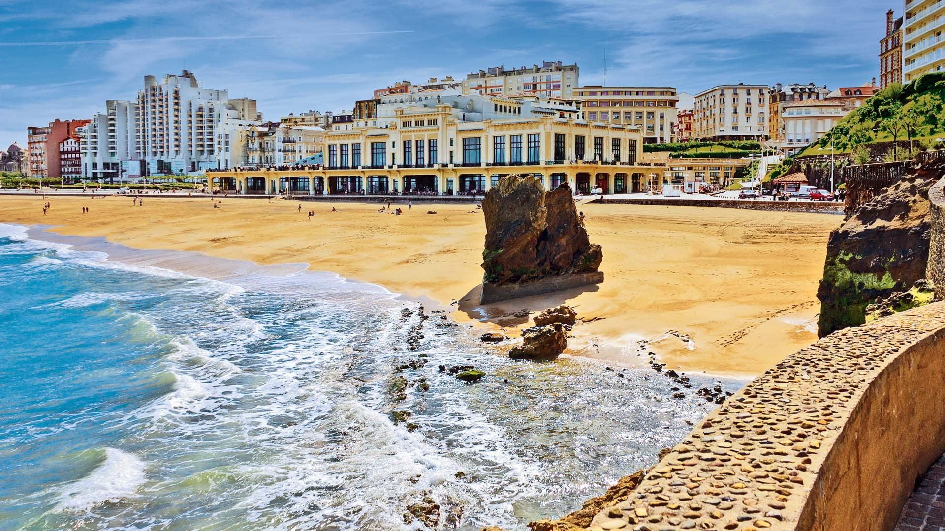 Biarritz à 20 min