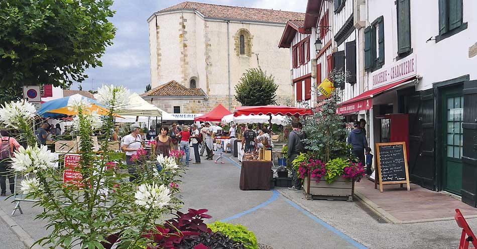 Saint-Pée-sur-Nivelle à 3 min